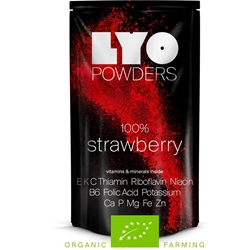 Lyofood Strawberry Powder 50 g
