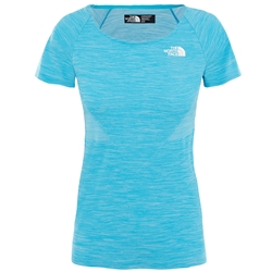 The North Face Women's Impendor Seamless Tee - T-shirt för damer till klättring