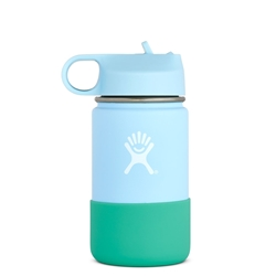 Hydro Flask Wide Mouth Kids 12Oz (354Ml) - Termosflaska som gör att drycken håller temperaturen.