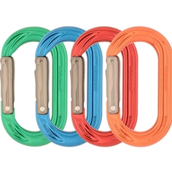 Dmm Perfecto Straight Gate Colour 4 Pack