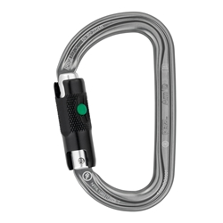 Petzl Am'D Ball-Lock - D-formad karbin med ball-lock