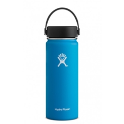 Hydro Flask Wide Mouth Flex 18Oz (532Ml) är en vattenflaska som håller temperaturen länge