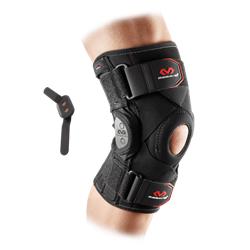 Mcdavid Hinged Knee Brace With Straps