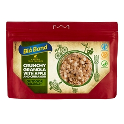 Blå Band Crunchy Granola With Apple And Cinnamon