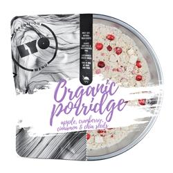Lyofood Organic Porridge With Apple And Cranberry