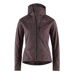 Klättermusen Ansur Hooded Wind Jacket W's